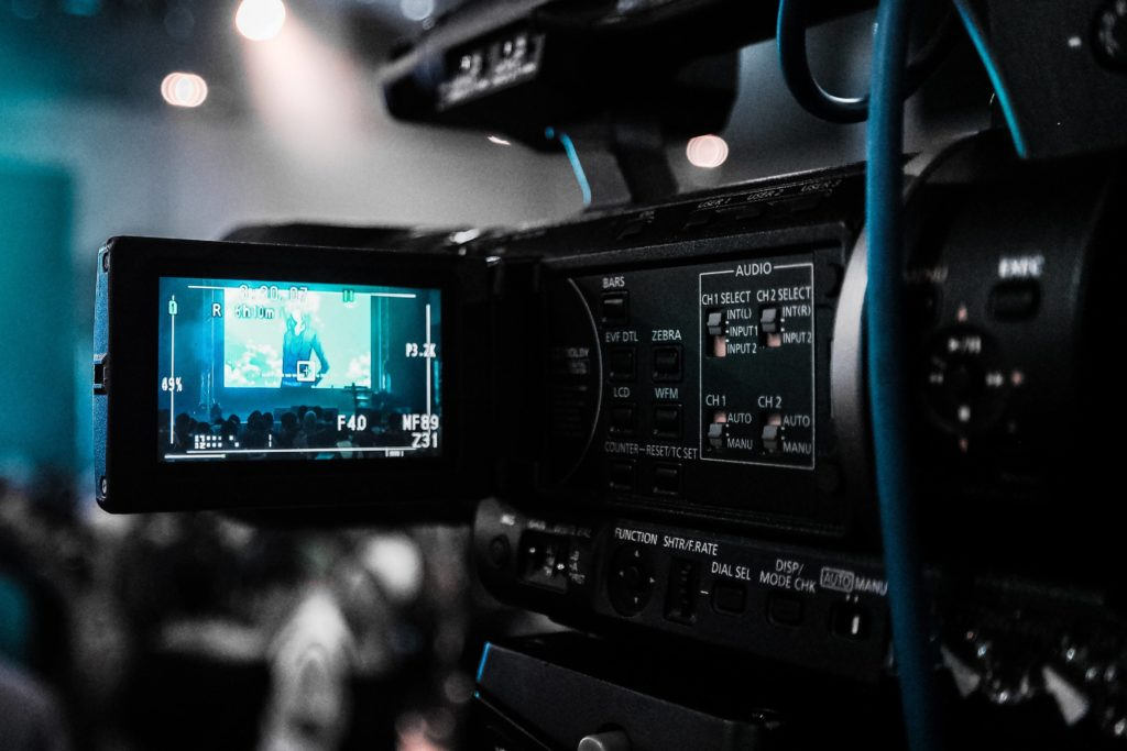 digital matrix video recording