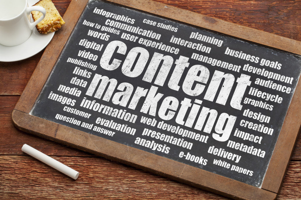 generate leads through content marketing digitalmatrix