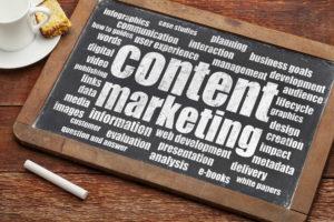 generate leads through content marketing digitalmatrix